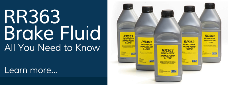 RR363 Brake Fluid | All You Need to Know