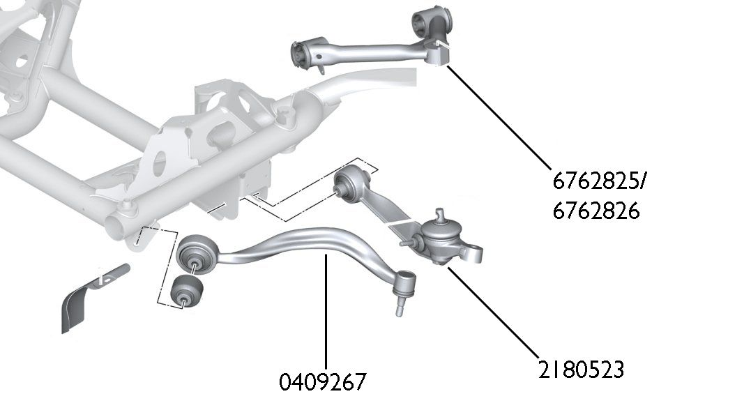 Suspension Arms