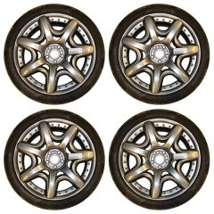 "20"" ALLOY WHEEL SET (For Refurb) (3W0601025AGUSET)"