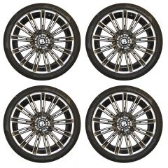 "20"" ALLOY WHEEL SET (For Refurb) (3W0601025CAUSET)"