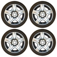 "19"" ALLOY WHEEL SET (For Refurb) (3W0601025HUSET)"