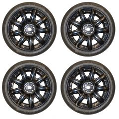 "19"" ALLOY WHEEL SET (For Refurb) (3W0601025KUSET)"