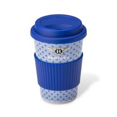 REUSABLE CUP MOROCCAN BLUE (BL2105)