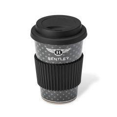 REUSABLE CUP BLACK (BL2107)