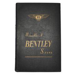 Handbook - Bentley S Type (TSD534)