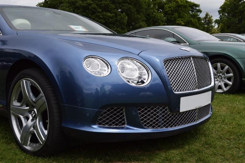 Bentley Continental GT, GTC & Flying Spur Wheel & Tyre Assemblies (2004-2017)