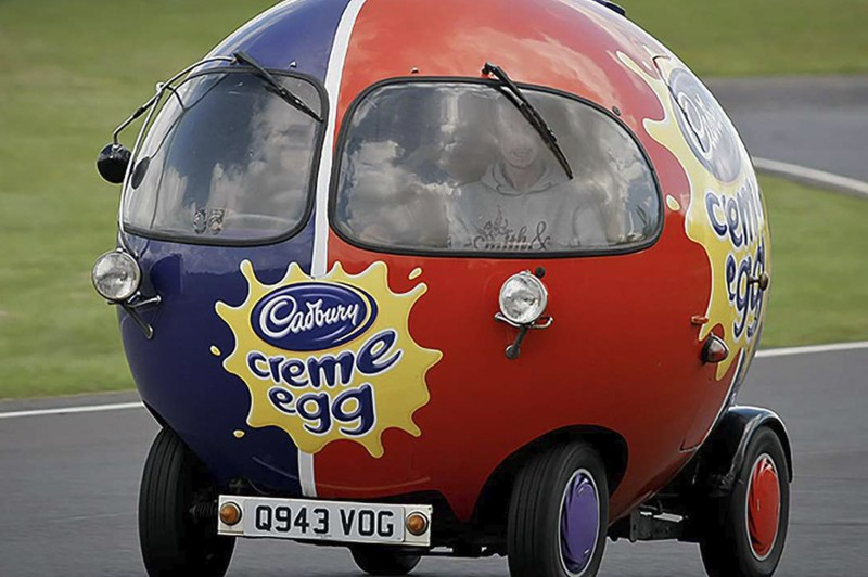 Six cars that are shaped like Easter eggs (and none of them are Rolls-Royce or Bentley!)