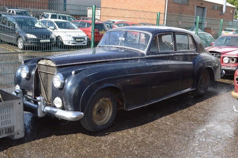 Bentley S2 : FSD-380
