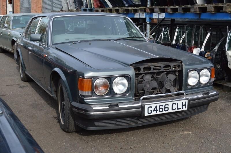 Bentley Mulsanne S : FSD-383