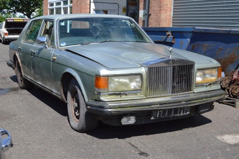 Rolls-Royce Silver Spirit : FSD-375