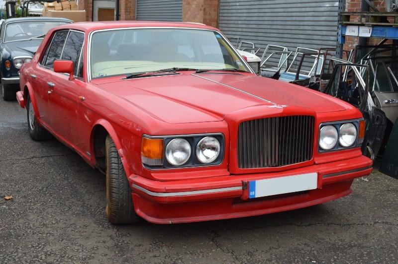 Rolls-Royce Silver Spirit : FSD-389
