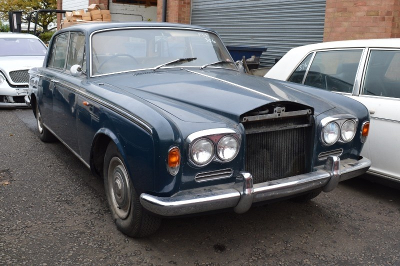 Rolls-Royce Silver Shadow : FSD-386
