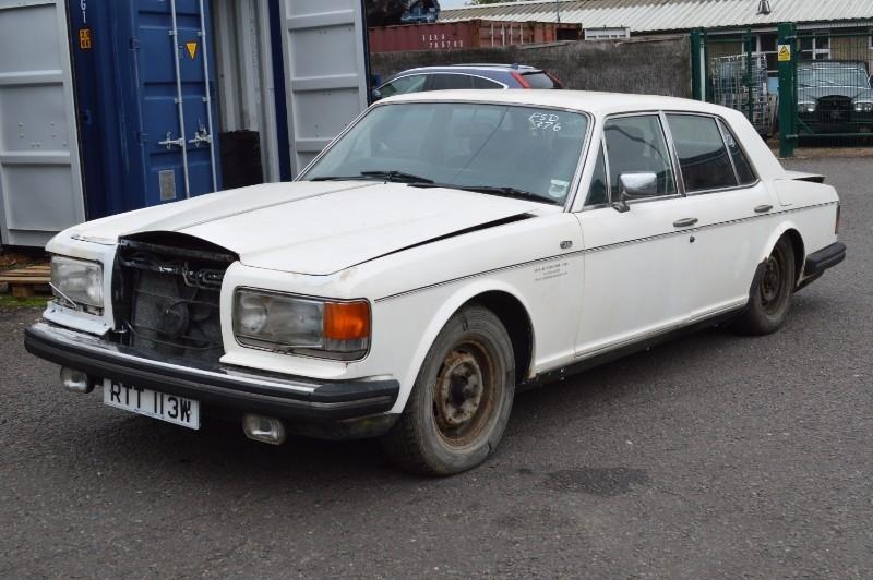 Rolls-Royce Silver Spirit : FSD-376