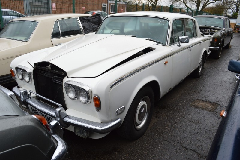 Rolls-Royce Silver Shadow : FSD-356