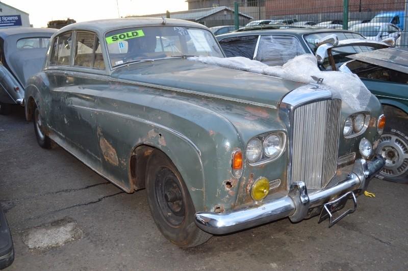 Bentley S3 : FSD-371