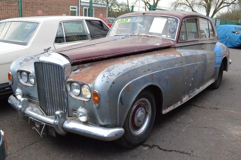 Bentley S3 : FSD-372