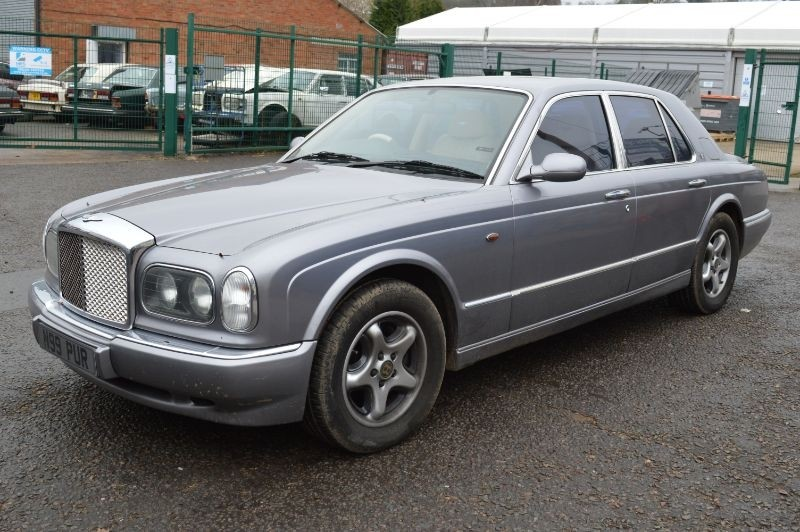 Bentley Arnage : FSD-524