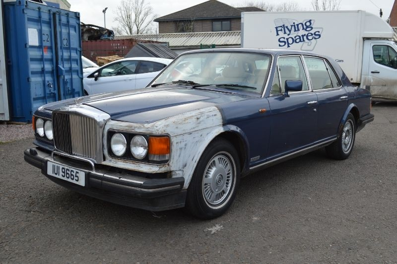 Bentley Mulsanne S : FSD-525