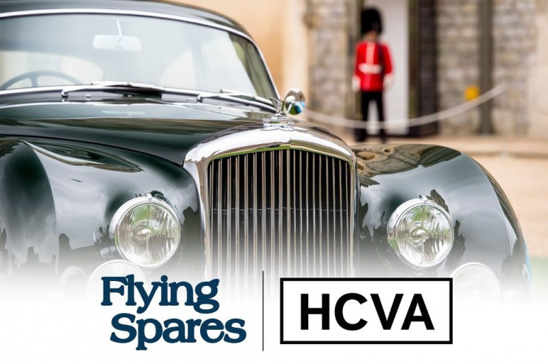 Flying Spares joins forces with the Historic & Classic Vehicles Alliance