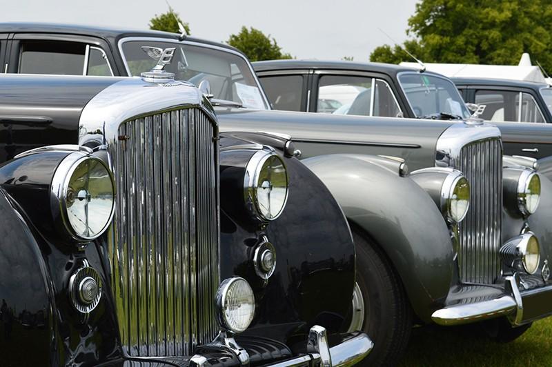 Rolls-Royce Silver Dawn & Silver Wraith Bentley MkVI & R Type Engine & Gearbox Mounts