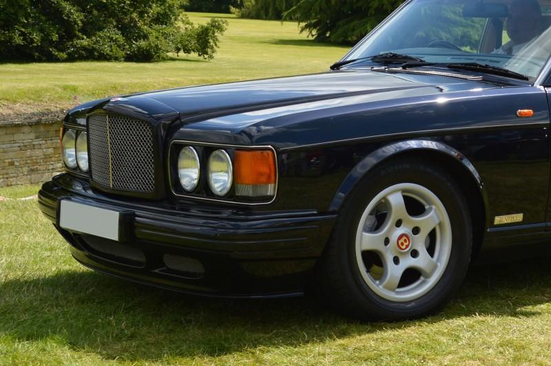 Bentley Alloy Wheels, Badges & Holders