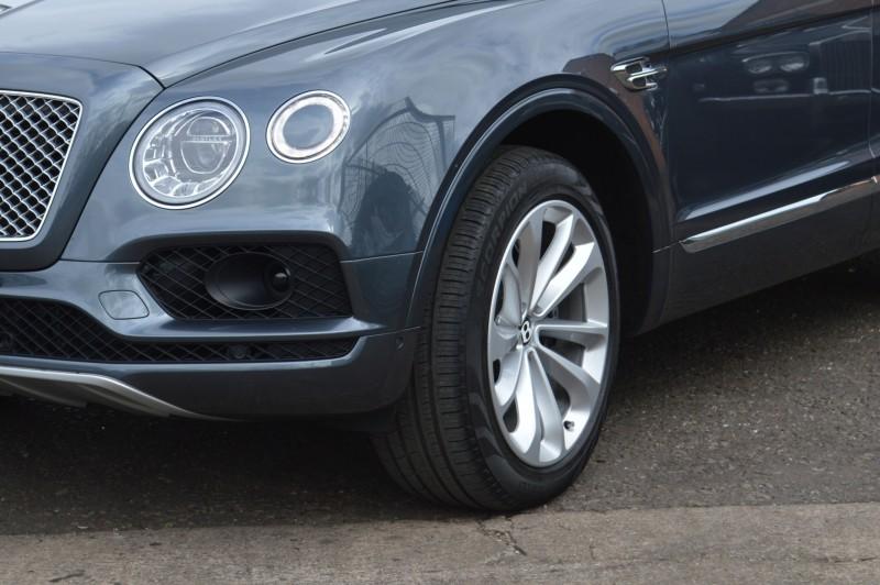 Bentley Bentayga Wheel & Tyre Assemblies