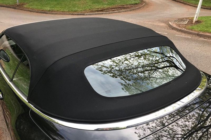 Bentley Continental GTC Outer Convertible Roof & Screen