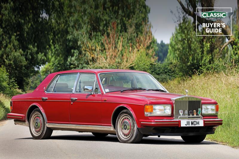 Buyer's guide: Rolls-Royce Silver Spirit & Spur
