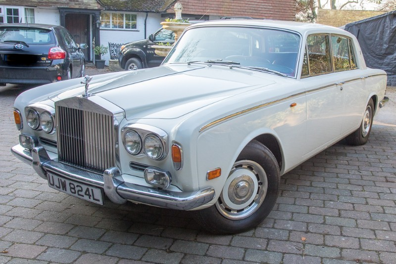 Rolls-Royce Silver Shadow : FSC-018 (On behalf of a customer)