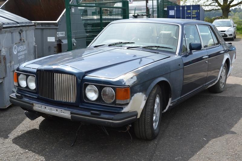 Bentley Turbo R : FSD-304