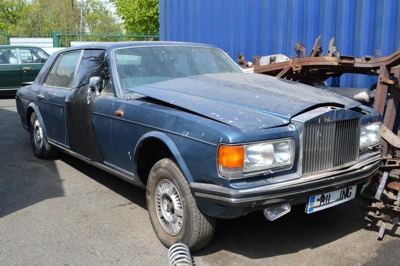 Rolls-Royce Silver Spirit : FSD-306