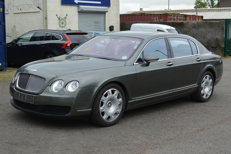 Bentley Continental Flying Spur : FSD-310
