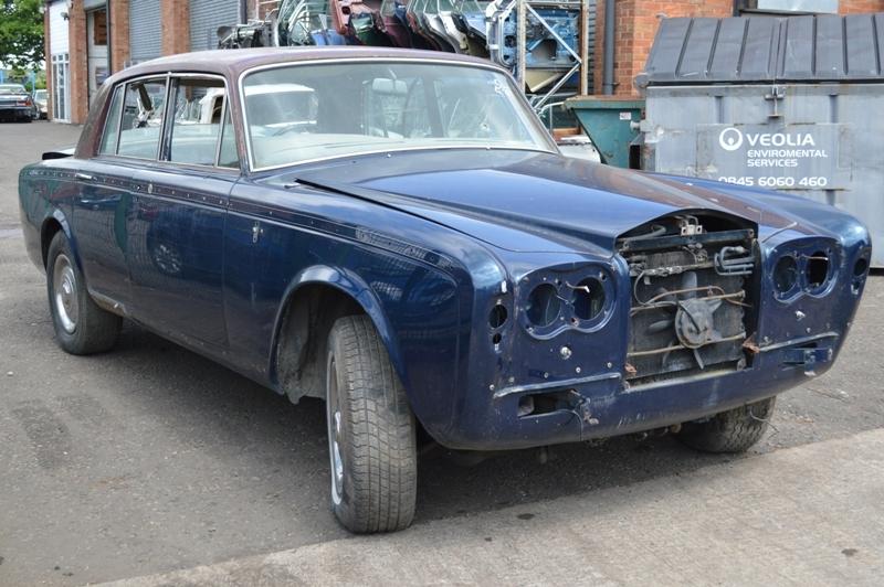 Rolls-Royce Silver Shadow II : FSD-311