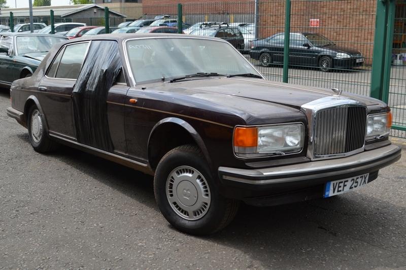 Bentley Mulsanne : FSD-312