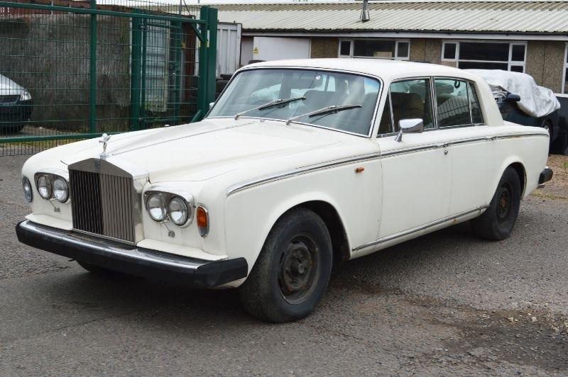 Rolls-Royce Silver Shadow II : FSD-319