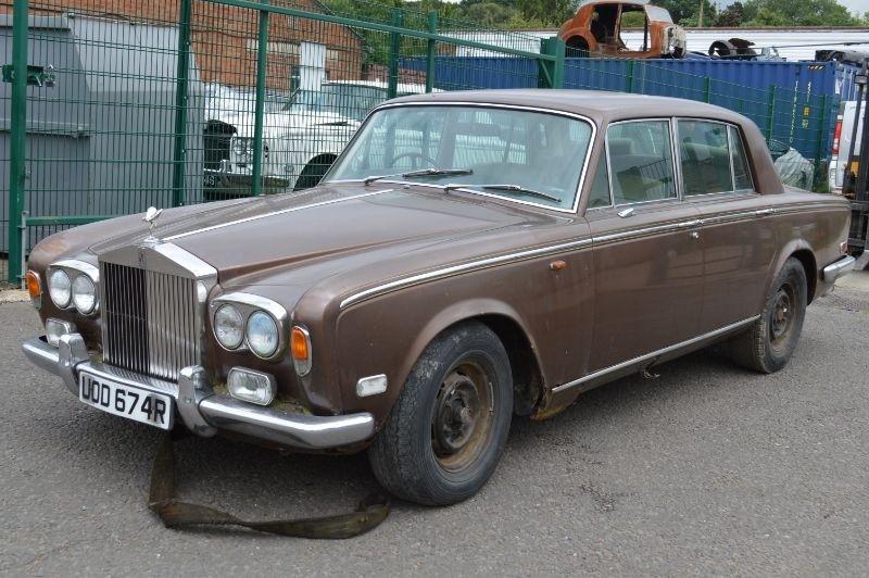 Rolls-Royce Silver Shadow : FSD-320
