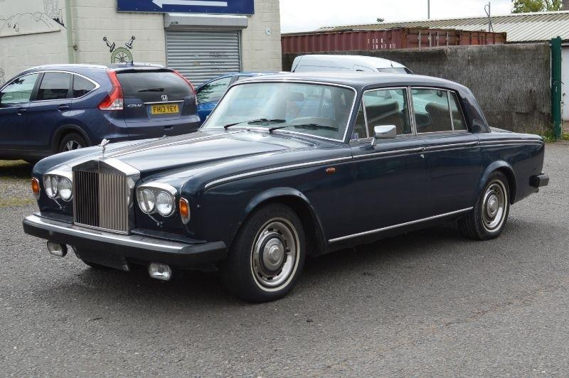 Rolls-Royce Silver Shadow II : FSD-323
