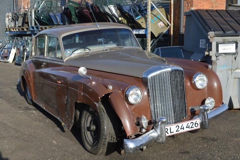 Bentley S2 : FSD-330