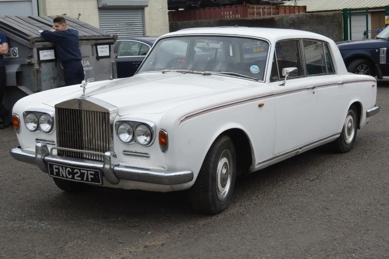 Rolls-Royce Silver Shadow : FSD-333