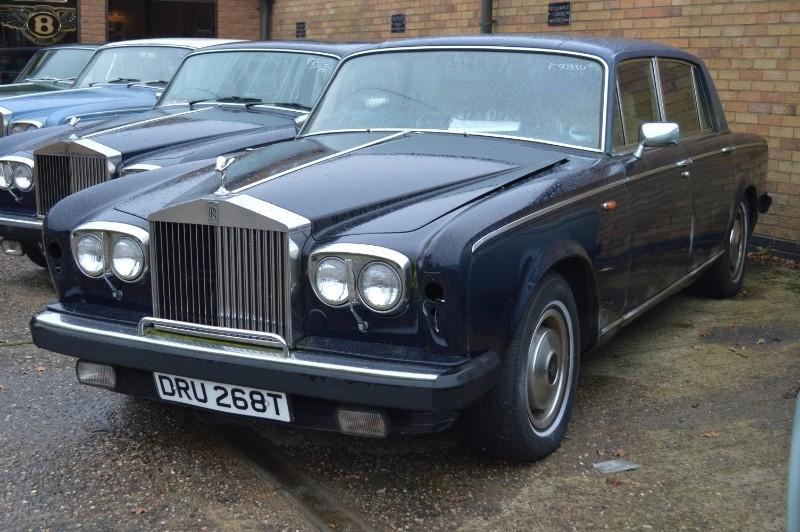 Rolls-Royce Silver Wraith II : FSD-334