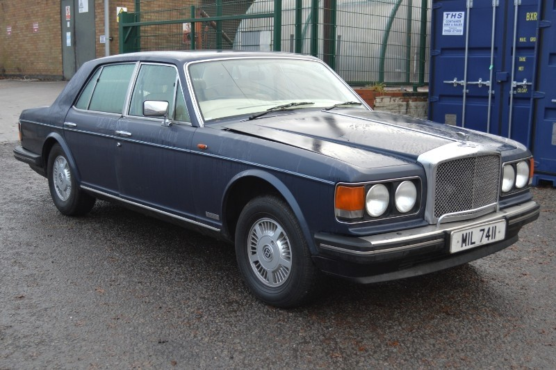 Bentley Eight : FSD-336