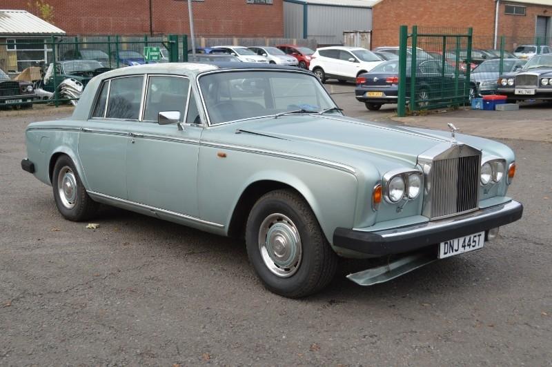Rolls-Royce Silver Shadow II : FSD-337