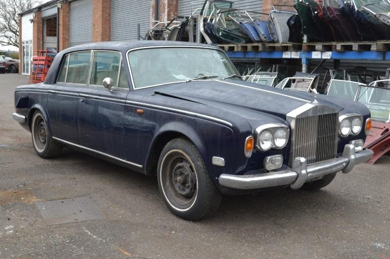 Rolls-Royce Silver Shadow : FSD-349