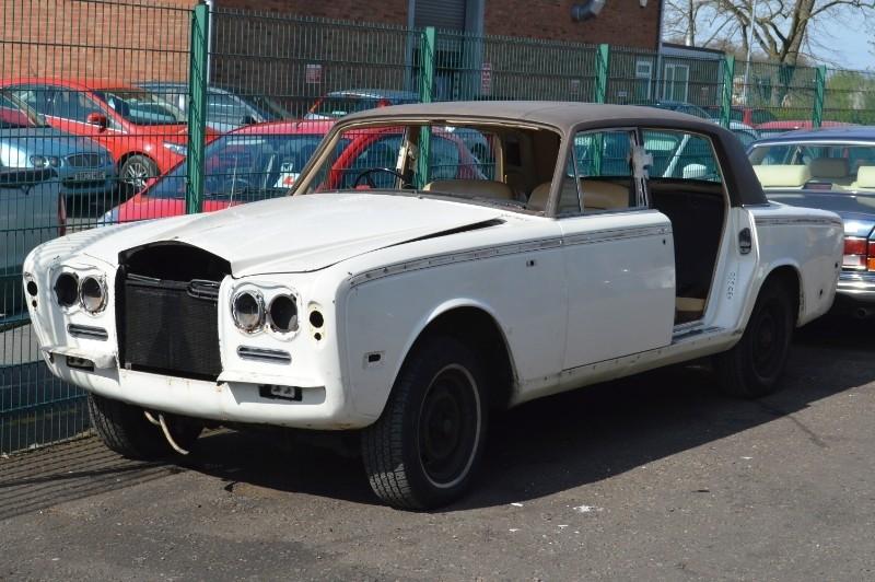 Rolls-Royce Silver Shadow LWB : FSD-350