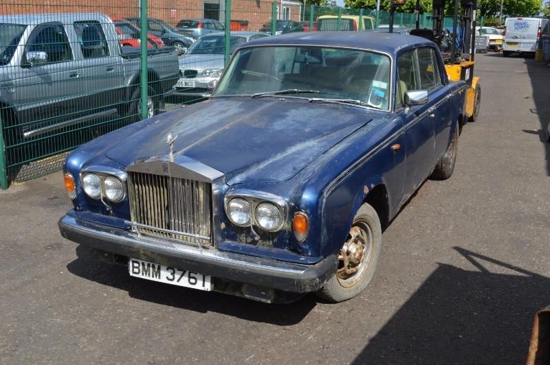 Rolls-Royce Silver Shadow II : FSD-354