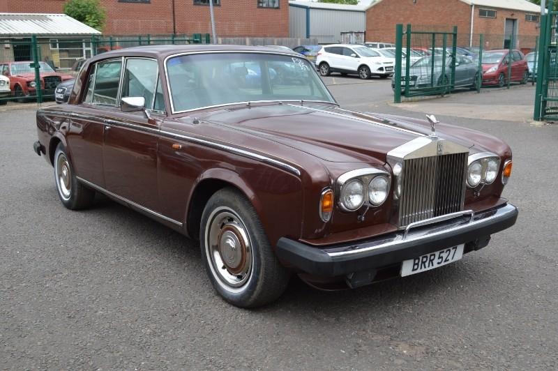 Rolls-Royce Silver Shadow II : FSD-358