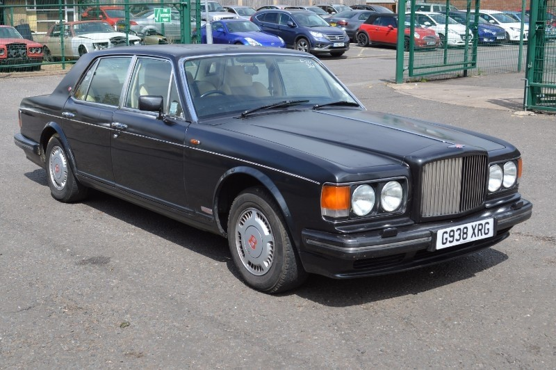 Bentley Turbo R : FSD-361