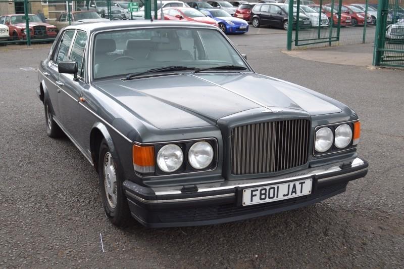 Bentley Mulsanne S : FSD-364