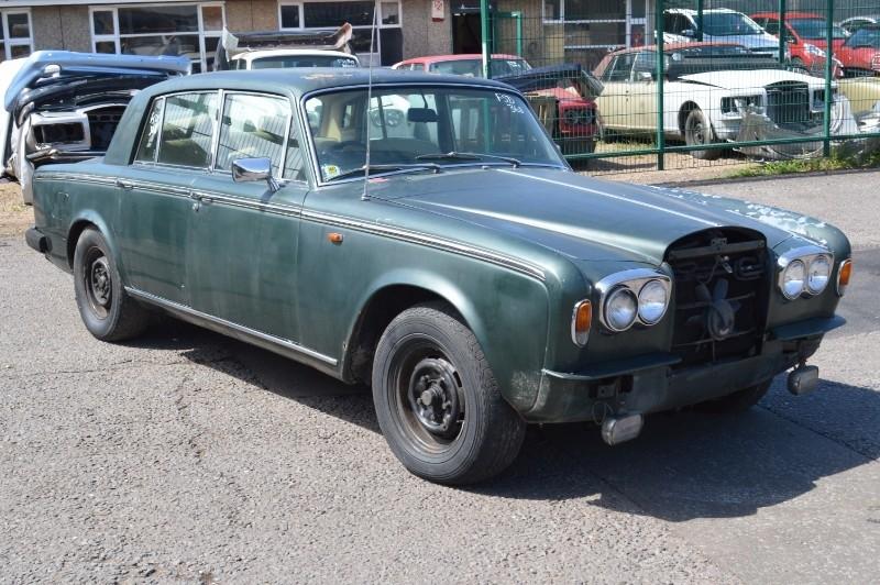 Bentley T2 : FSD-368