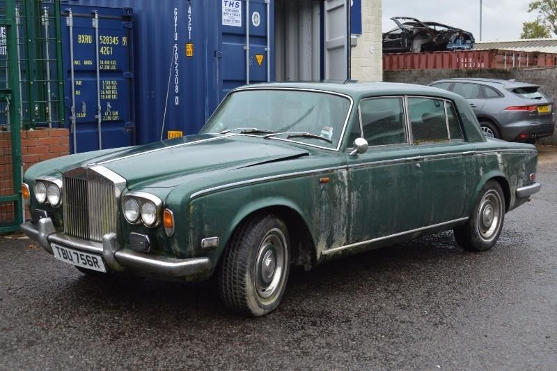 Rolls-Royce Silver Shadow : FSD-378